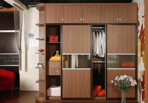 诺维家知名衣柜品牌 打造不失自然之采的定制衣柜