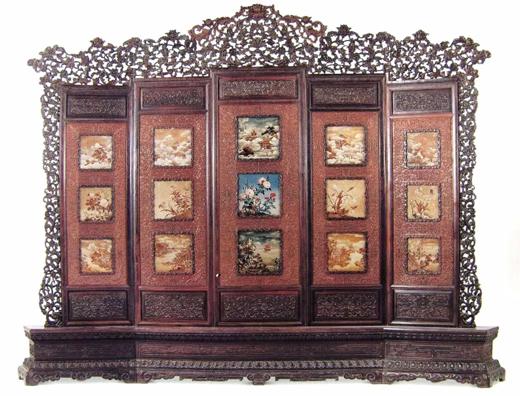清代宫廷家具创新明式家具的新古典家具