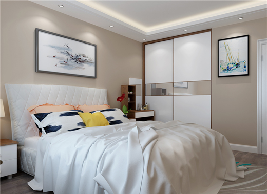 新房定制入墙式家具,省空间更实用让邻居超羡慕