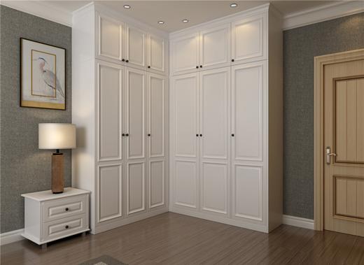 如何让卧室衣柜看起来美观又实用?