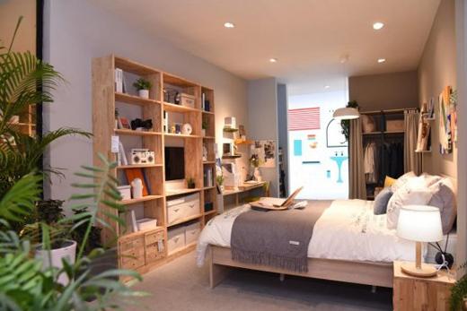 碧桂园家居平台创喜邦盛亮相家具展 重塑北欧风格强调实用主义