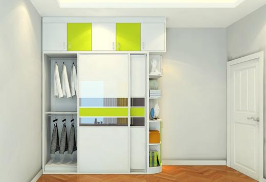 定制衣柜玩创意 小户型里的大世界