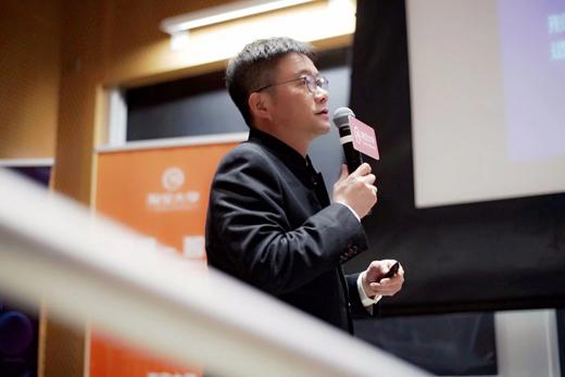 梦天木门造访麻省理工,与学生探讨商业发展趋势