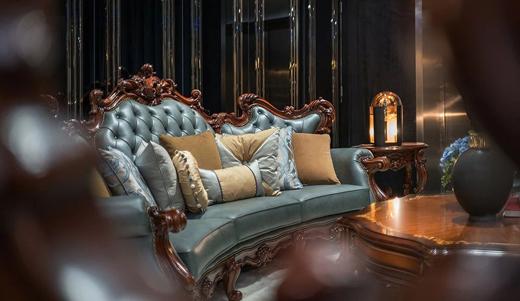 大风范专注欧式沙发30年,凝练一丝不苟的创造力