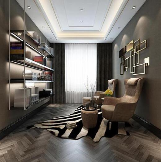 巢尚会案例:高品质的静雅自由的家