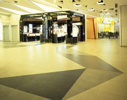品质铸就卓越|冠军磁砖工程案例——商业中心篇