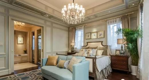 欧式家具的美,在于华贵,在于灵气