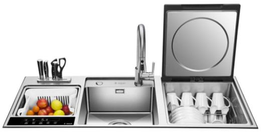 欧琳新品水槽洗碗机:助力中国水槽新变革