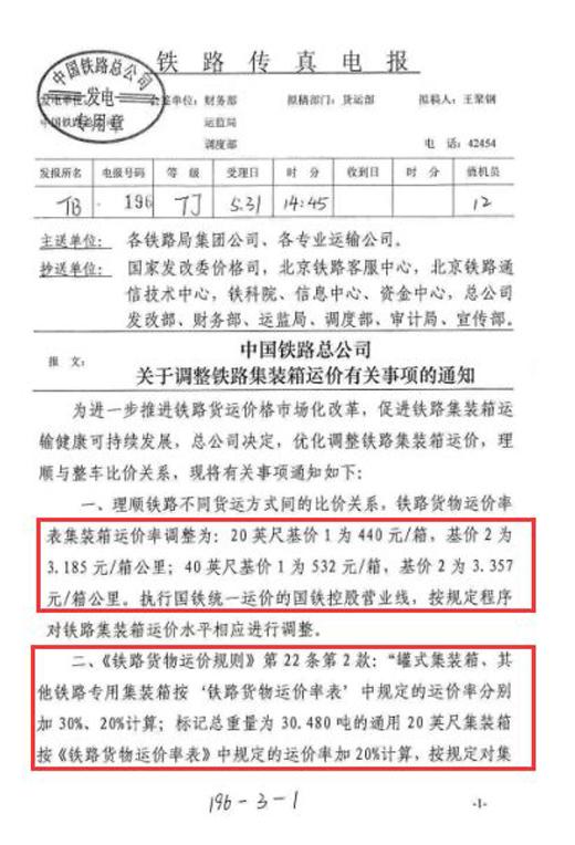 """铁路货运调价一周后,高安陶企西南销区全面""""沦陷""""!"""