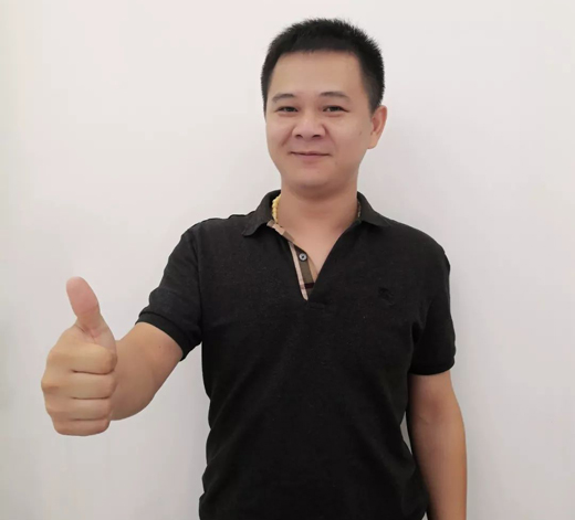 威风榜样丨汕头陈伟钟:新生代力量的逆势发展