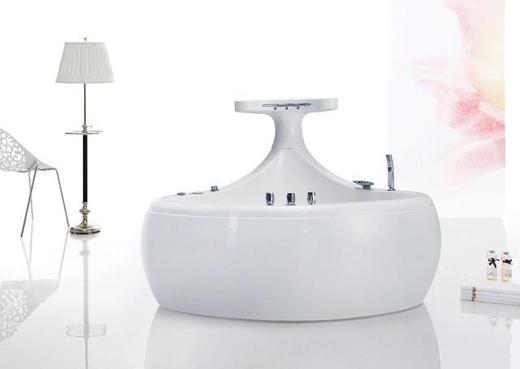 浪鲸海洋温泉X10钢琴浴缸,让你在家冲浪的畅快