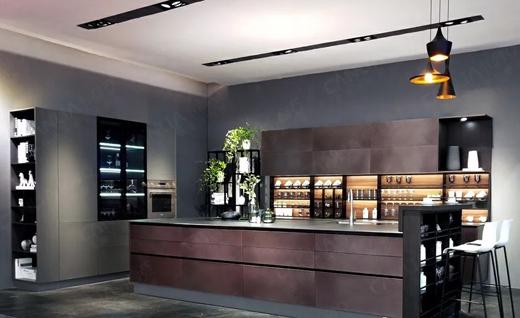 不锈钢橱柜——烤漆门板之漆与漆的区别