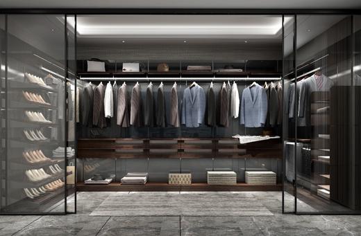 亚丹定制衣柜建材展,引领居家新风尚