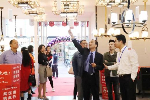 灯聚超市郑州体验店开业