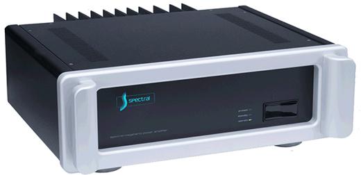 速度先决的大电流扩大机,Spectral DMA-260 S2 Reference后级