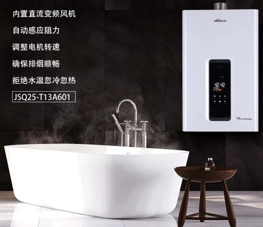 威王直流变频燃气热水器13A601 畅享恒温沐浴新生活