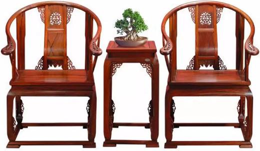 """什么是红木家具中的""""一木连作"""",真的好吗?"""