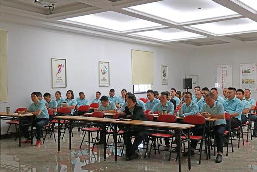 学习,分享,总结,共同提升!德田陶瓷10月总结会议圆满落幕