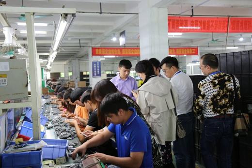 成都装饰工程名企走进广东,共谋合作新模式