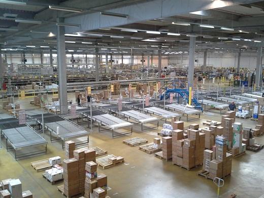 双11过后家具生产工厂未现往年忙碌景象
