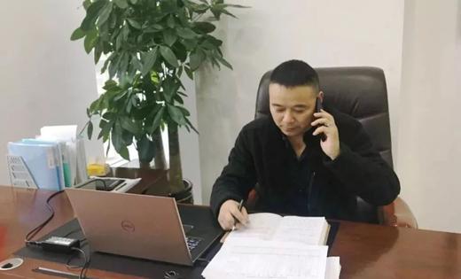 【禹王人物专访 】全贵军:压力就是责任,付出才有回报!