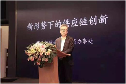 汉的电气代表出席第13届中国建材家居流通业年会
