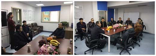 陕西省安全防范产品行业协会专家委员会办公场所揭牌仪式隆重举行