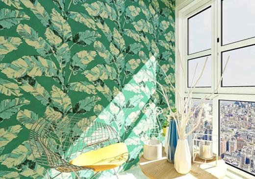 欧仕莱北欧风格墙布,回归简约且舒适的生活本真