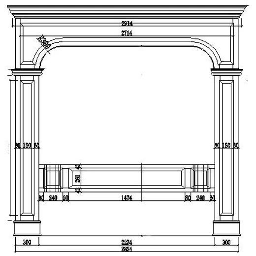 中密度纤维板也可以用来做护墙板,你知道他的弯曲工艺吗?