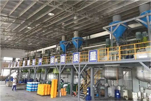 科顺防水,10大生产基地!打造智慧工厂