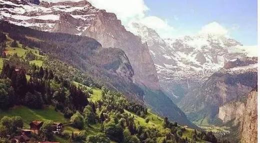 阿尔卑斯印记 | 漫山遍野是青葱