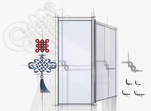 云鹤木门新品发布会举行,尽显强大设计能力