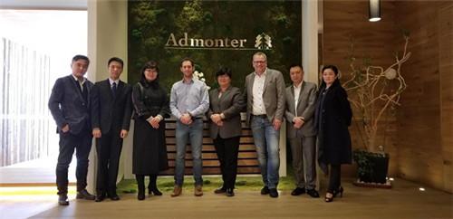 光益地板成为安德蒙特在中国的唯一总代理商
