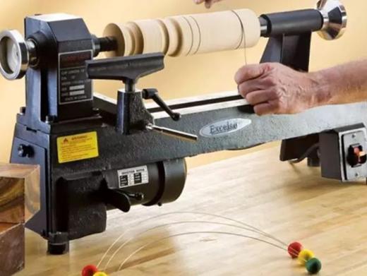 木旋:一种木材与刀具交织碰撞造就的艺术!