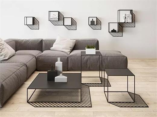 """线条家具:家居界的""""降维""""设计"""