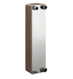 峰煌:携全系空气能热泵钎焊板式换热器参加2019中国热泵展