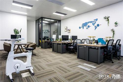 Spacii全办金砖空间:定制你的个性化健康办公空间