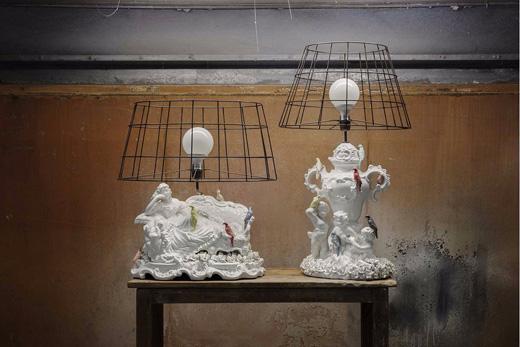 REBIRTH陶瓷家居 独具艺术魅力