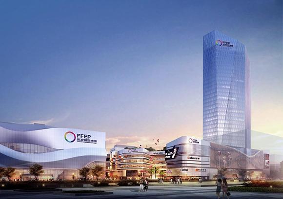 """起步,就与世界同步,东莞打造大家居总部""""产业之芯"""""""