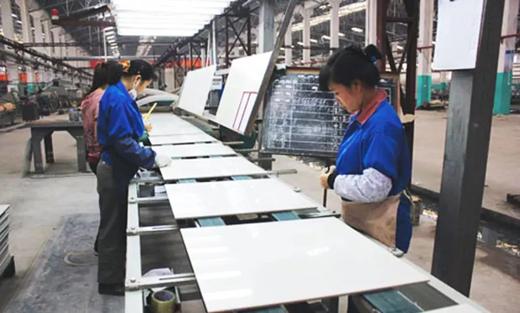 日产量由14万平锐减至3.5万平,法库抛光砖何以江河日下?