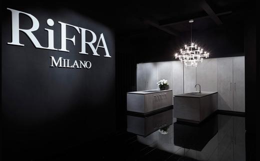 意大利厨卫品牌RiFRA:独树一帜和不断创新的代名词