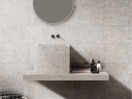 意大利瓷砖著名品牌品牌ABK:源自斑岩的原始之美