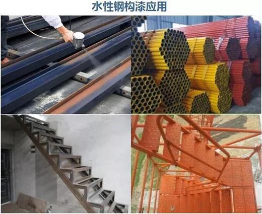 钢结构行业市场迎来暴涨,如何选择对的水性工业漆