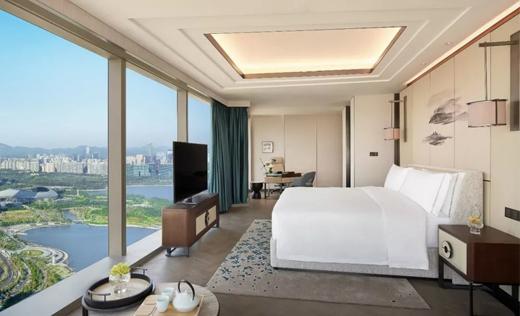瑞士卫浴品牌AXENT恩仕运用案例:深圳鹏瑞莱佛士酒店