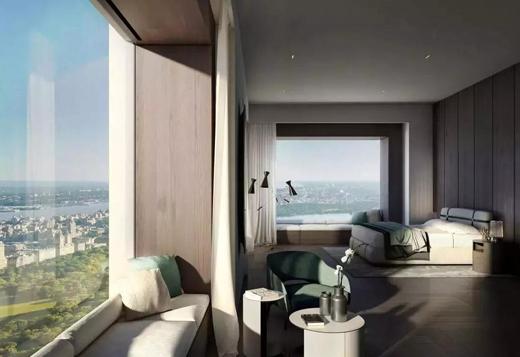 打造贵族范的豪华公寓?意大利著名家具品牌Molteni&C满足你的要求!