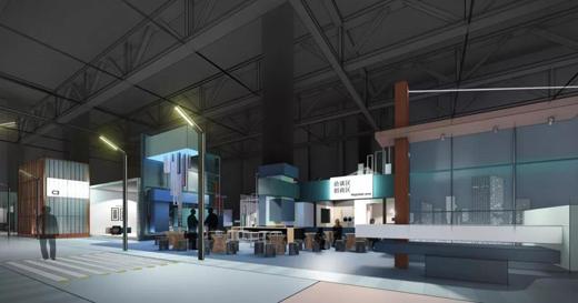 MINI城市:展示极具未来感的人居环境