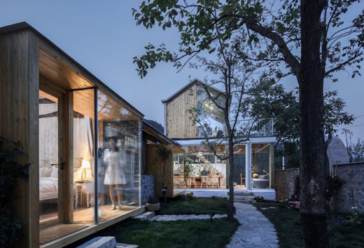 民宿设计:在乡野之间舒适自在的民宿