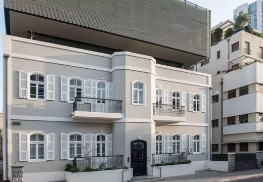 酒店设计:无可挑剔的现代感和无拘无束的精致感结合