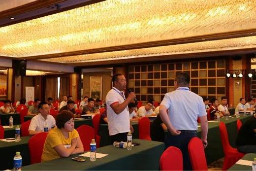 惠及近20个地区的水性涂料行业推广者,成就这场水性化进程的讨论会议