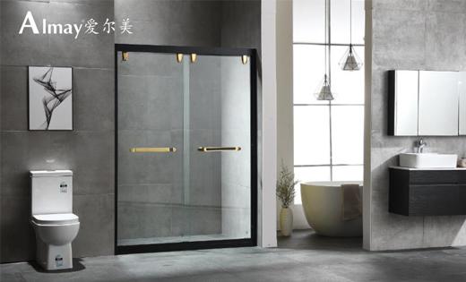 爱尔美淋浴房 精心传授清除玻璃污垢的小妙招